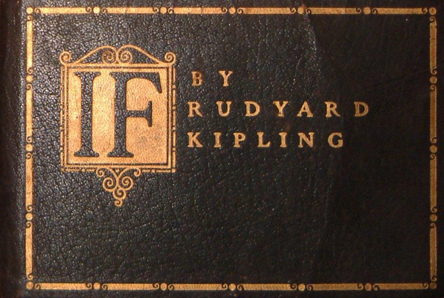 kipling if doubleday 1910