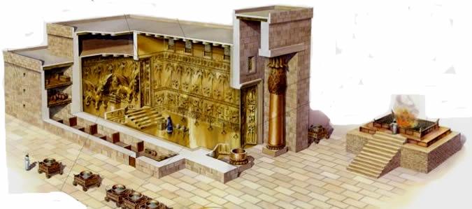 tempio salomone